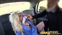 Fake Taxi Busty naughty nurse pisses and rough ...
