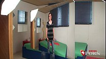 Young Student Larissa likes to play… on the casting Vorschaubild
