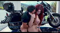 Skyla Novea, Outdoor Sex With A Biker
