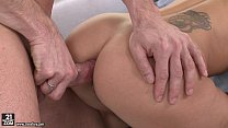 18236 Mona Kim gets double penetrated preview