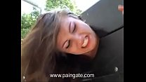 Paingate - Twins Angie and Kathy punished in th...