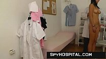 A department of gynecology got a hidden cam
