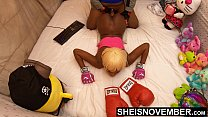 17659 Just Ass Cheeks Fucked In Prone Position And Butt Crack Penetrated By Big Dick Old Man In Slow Motion , Fucking Young Tiny Black Spinner Msnovember In 4K UHD Cute Phat Hot Booty Poking Up Shaking Her Bottom POV HD Sheisnovember preview