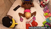 Just Ass Cheeks Fucked In Prone Position And Butt Crack Penetrated By Big Dick Old Man In Slow Motion , Fucking Young Tiny Black Spinner Msnovember In 4K UHD Cute Phat Hot Booty Poking Up Shaking Her Bottom POV HD Sheisnovember صورة