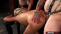 BrutalClips - Tory Lane Tied And Fucked Preview