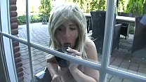 Dildo Outdoor Fuck - Gabriela-Bitch