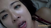 Green EYES Asian moans POV will make you CUM wm...