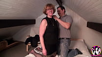 Big natural tits milf Lucie cheats on her husba...