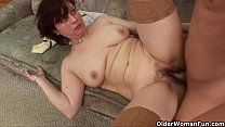 18528 Cock starved mom needs a cum glazing preview