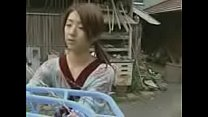 Japanese Young Horny House Wife Force's Thumb