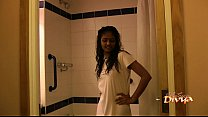 Indian pornstar babe divya seducing her fans with her sex in shower thumbnail