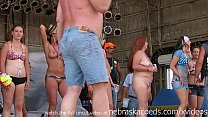 getting a biker rally wet tshirt contest started in iowa preview image
