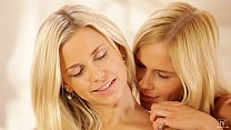 Nubile Films - Lesbian lovers crave the taste of pussy thumbnail
