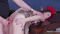 Screenshot Spicy cutie is  taken in anal nuthouse for har uthouse for harsh