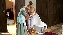Judit Juliette and Jessica have a bath and seduce each other on Sapphic Erotica