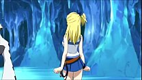 Lucy Heartfilia gets fucked by 2 monsters Thumbnail