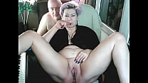 Spread Your Legs And Pussy Lips  My Horny Matur
