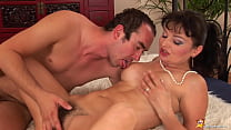 hairy mom rough toyboy fucked