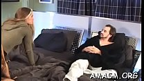 Excellent smothering home porn with slutty couple thumbnail