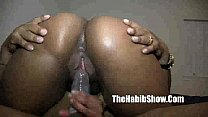thick red phat booty carmel cakes gets fucked b... Thumbnail