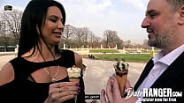 Anal sticking in and ice cream mess (Milf Ania ...