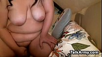 Fat And Horny Housewife