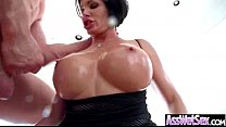 Girl With Oiled Wet Ass Get Her Butt Nailed Deep movie-22