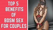 Top 5 Benefits Of BDSM Sex For Couples || Benefits Of BDSM Sex || BDSM For Couples