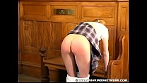 Spanked in the foyer 1 thumbnail