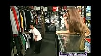 Dwarf Fucks Sexy Teen Ryan In Store [키가 작은 Midget]