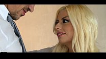 Sexy blonde Jessie Volt fucked hard in her chilli ring Thumbnail
