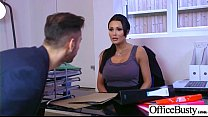 (Patty Michova) Sexy Big Tits Office Girl Love Hard Sex clip-27 preview image