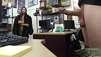 XXX PAWN - Zaya Cassidy Needs Some Money Real Quick So She Visits A Pawn Shop thumbnail