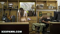 XXX PAWN - Zaya Cassidy Needs Some Money Real Quick So She Visits A Pawn Shop preview image