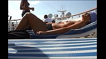 Topless on Cruise Ship Preview