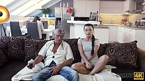 14944 DADDY4K. Hot Erica cheating on her bf with his dad preview