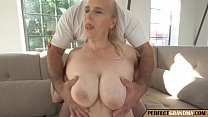 grandma with big tits