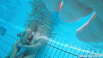 Image: Underwater nude couples sex cam hidden spy