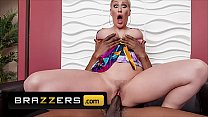 Interracial Rough Sex With Horny Blonde MILF (Ryan Keely) - Brazzers