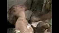 Blonde Forced by army man(anyone know the girl or about the video?) thumbnail
