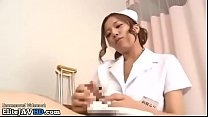 13450 Japanese huge boobs nurse helps patient to cum preview