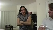 7035 Lebanese Arab girl goes to house party to get fucked (Real Amateur) California preview