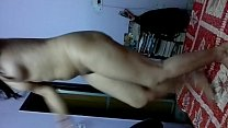 5292 Naked dancing on bed preview