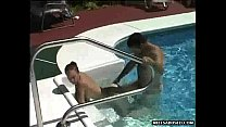 Brunette MILF babe gets fucked by a pool before...'s Thumb