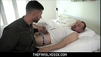 Bear Step Dad Max Sargent Family Sex With Step Son Argos After Fucking His Mom With Viagra