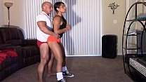 Alexis Rain Fucked and Creamed in Converse (Cre...