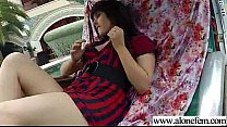Girl Love Pleas e Herself With All Kind Of Stu All Kind Of Stuffs video 18