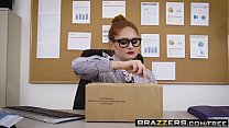 Brazzers - Big Tits at Work - The Whole Package scene starring Lennox Luxe and Sean Lawless Preview