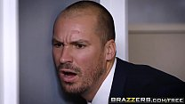 Brazzers - Big Tits at Work - The Whole Package scene starring Lennox Luxe and Sean Lawless pornhub video