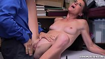 Hot Milf Moans Hard As She Gets Pounded By The